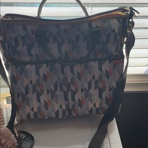 Skiphop diaper bag!